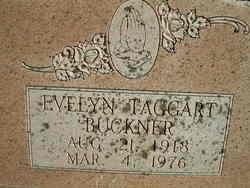 Evelyn <i>Taggart</i> Buckner