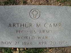 Arthur M. Camp