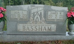 Ada Susan <i>Lewis</i> Bassham