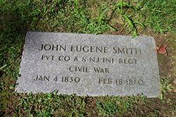 Pvt John Eugene Smith