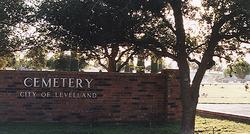 Levelland Municipal Cemetery