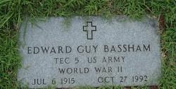 Edward Guy Bassham