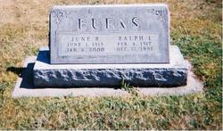 Ralph Ira Burns
