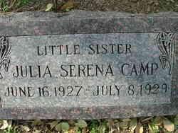 Julia Serena Camp