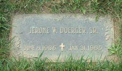 Jerome W Doerger, Sr