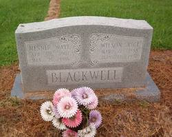 Minnie Waye Blackwell