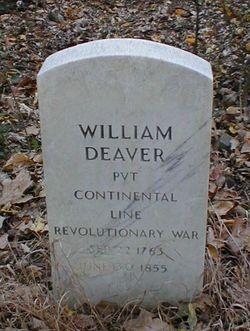 William Deaver, Jr
