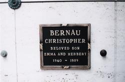 Christopher Bernau