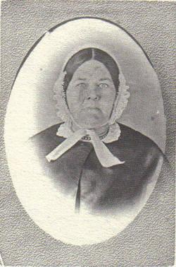 Betsey Emeline <i>Jenne</i> Coolidge