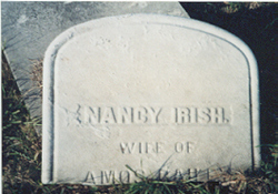 Nancy <i>Irish</i> Bailey