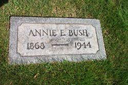 Annie E. <i>Perry</i> Bush