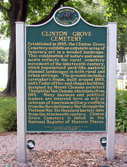 Clinton Grove Cemetery