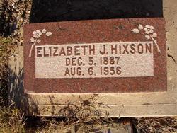 Elizabeth Jane <i>Blondin</i> Hixson