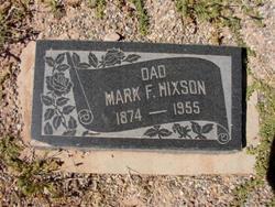 Mark Forrest Hixson, Sr