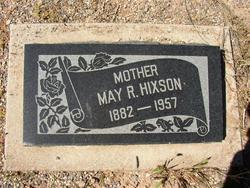 Julia May May <i>Rigby</i> Hixson