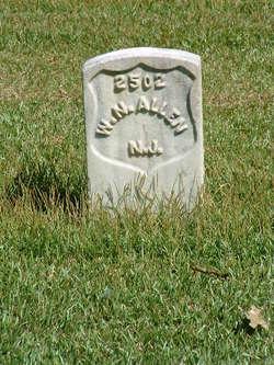 Pvt William N. Allen