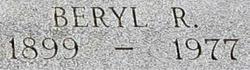 Beryl R. Borthick