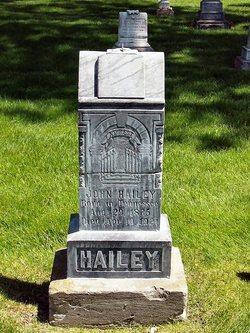 John M Hailey