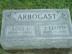 James Lloyd Arbogast