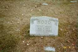 Ressie Helen <i>Barkley</i> Hood