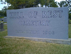 Hill of Rest Cemetery