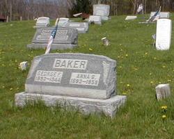 Anna S Baker