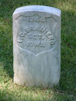 Sgt L. C. Brainerd