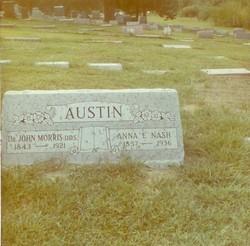 Anna Elvira <i>Nash</i> Austin