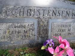Karen Marie <i>Clausen</i> Christensen