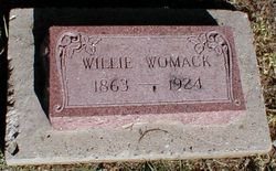 William E. Willie Womack