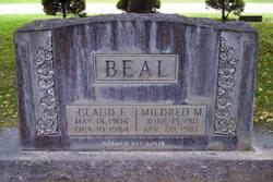 Mildred M <i>Byerly</i> Beal