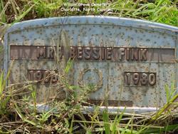 Besse Mae <i>McCall</i> Fink