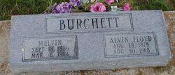 Eliza Melvin <i>Walters</i> Burchett