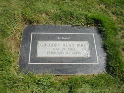 Gregory Alan Irby