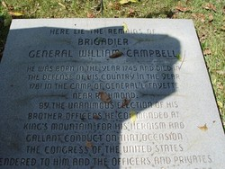 Gen William Campbell