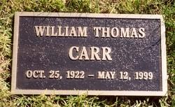 William Thomas Carr