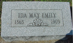Ida May <i>Applegate</i> Emily