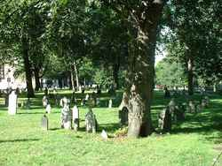 Central Burying Ground