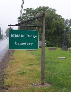 Middle Ridge Cemetery