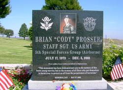 Sgt Brian Prosser