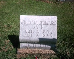 William Brimage Bate