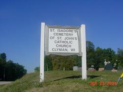 Saint Isador Cemetery