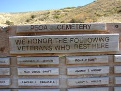 Peoa Cemetery