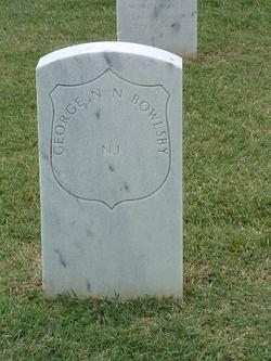 Pvt George N. Bowlsby