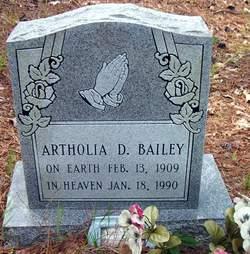 Artholia Bailey