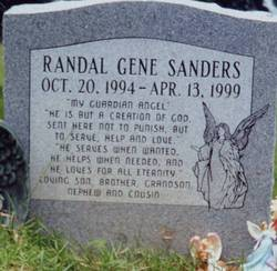 Randal Gene Sanders