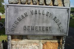 German Valley Rural Cemetery