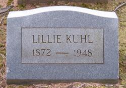 Lillie <i>Uhl</i> Kuhl