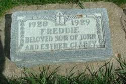 George Fredrick Freddie Clarey