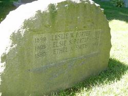 Leslie Winfield Porter